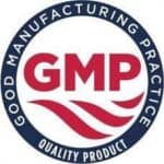 GMP certified product